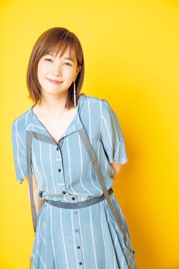 映画「空母いぶき」でも爽やかな魅力を存分に発揮している本田翼さんインタビュー