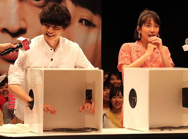 【写真を見る】玉森裕太、うなぎにビビりまくり!