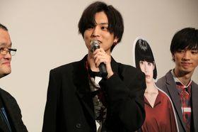 桐山漣、『貞子』と『呪怨』に出演「両方、制覇できることはなかなかないんじゃないかなと」