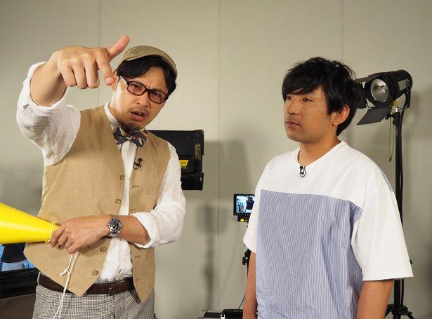 【写真を見る】クセ強すぎな謎の映画監督、ヒランティン・ヒランティーノのおすすめ作品とは…!?