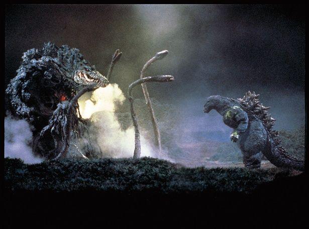 不死身生命体となったビオランテ(植獣)の体長は120m、体重は20万t