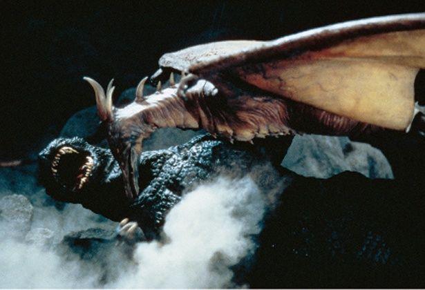 翼長120m、体重1万6000tのラドン