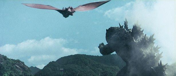 翼長200m、体重3万tのラドン