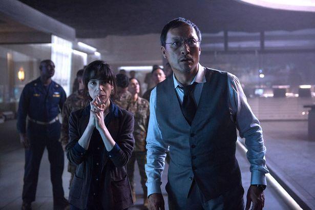 芹沢博士役で出演の渡辺謙もIMAXの魅力を語る!