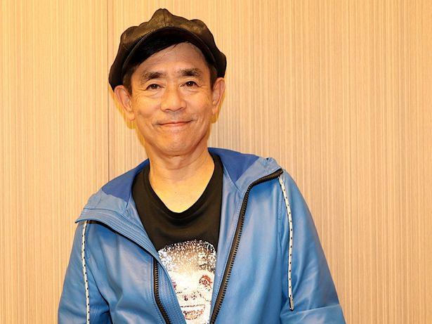 栗田貫一、モノマネからのスタートを述懐!