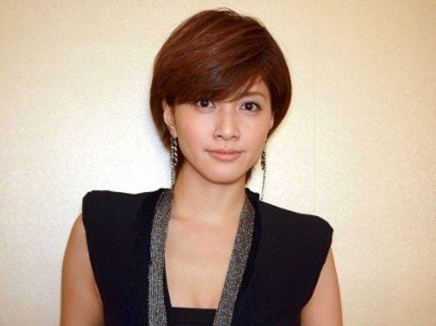 内田有紀が『ばかもの』で、ぶっきらぼうな額子役を熱演