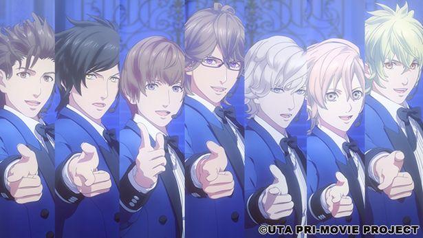 ST☆RISHのライバルグループ「HE☆VENS」