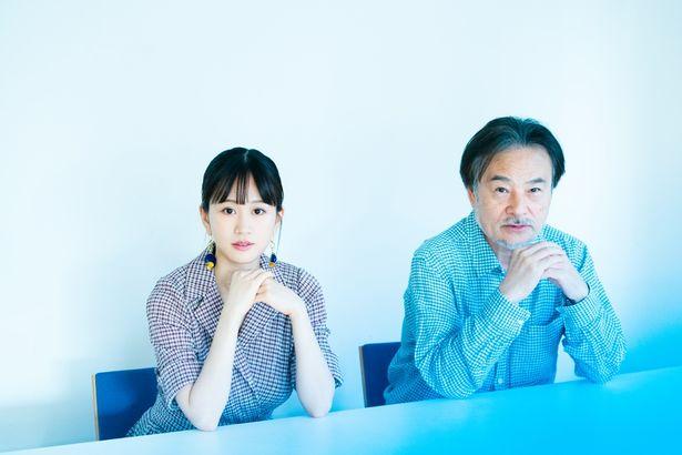 『旅のおわり世界のはじまり』の前田敦子と黒沢清監督