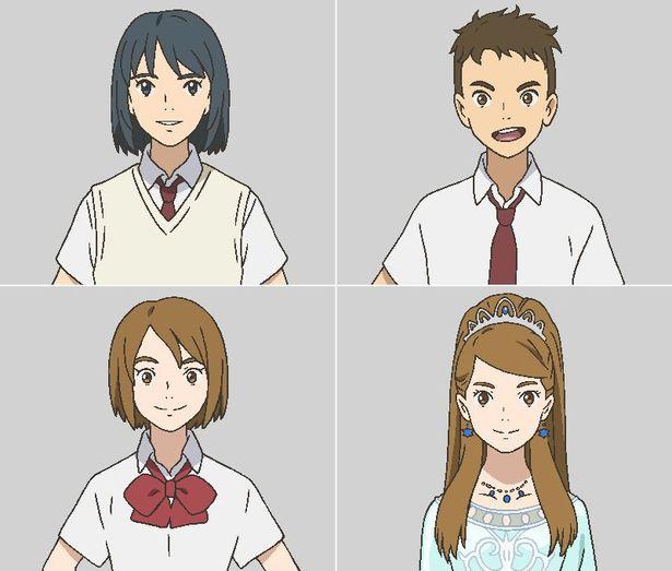 山﨑賢人、新田真剣佑、永野芽郁が演じるキャラクターたちはいったいどんな運命をたどるのか