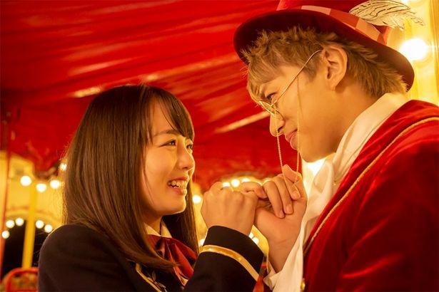 朝ドラでも話題の伊原六花が映画デビュー作で初主演を飾る『明治東亰恋伽』