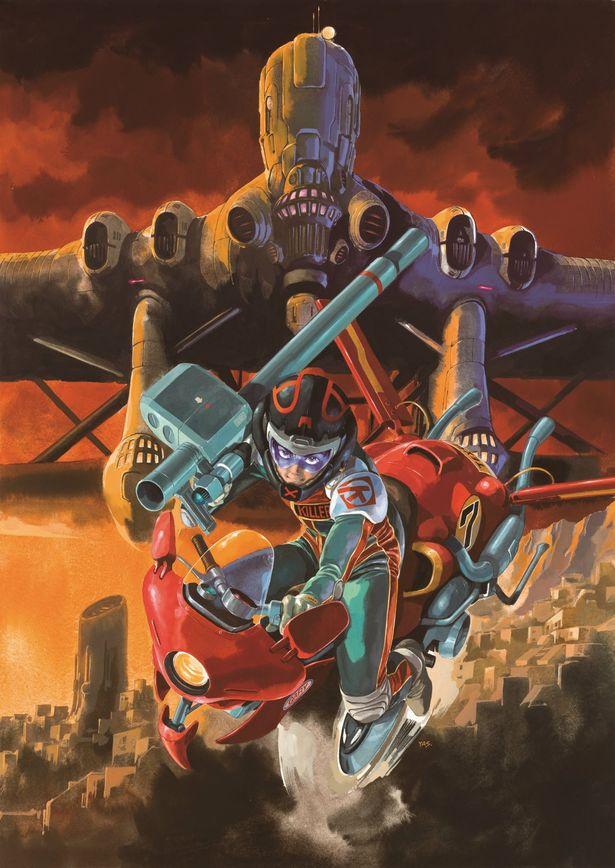 幻の名作『ヴイナス戦記』公開30周年プロジェクトが本格始動!
