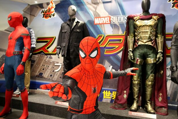 トイサピエンスにてスパイダーマンだらけのイベントが開催!