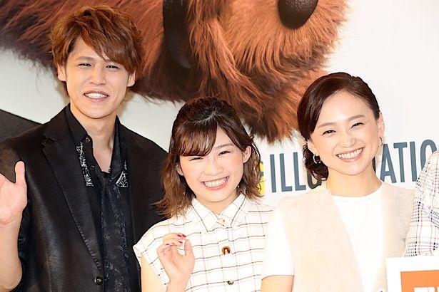 永作博美、伊藤沙莉はアニメーションでの共演に喜び!