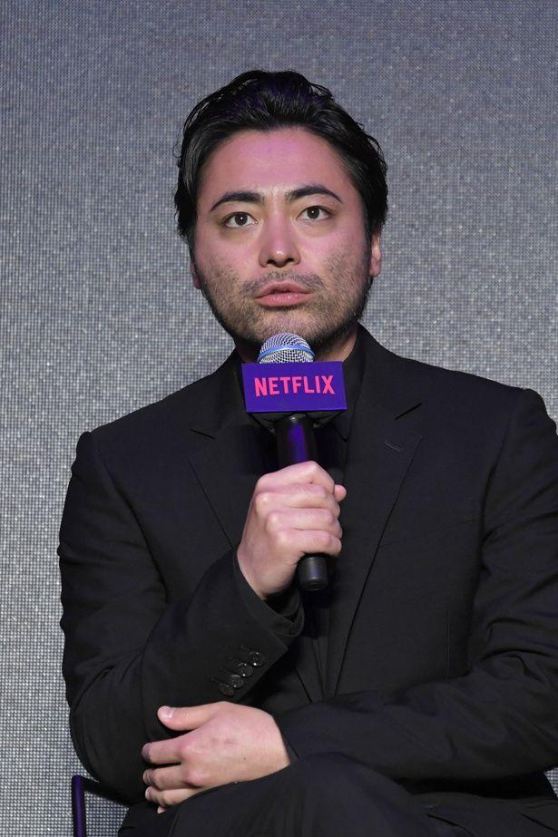 """【写真を見る】山田孝之が""""AVの帝王""""に扮した、Netflixオリジナルドラマ「全裸監督」<写真14点>"""