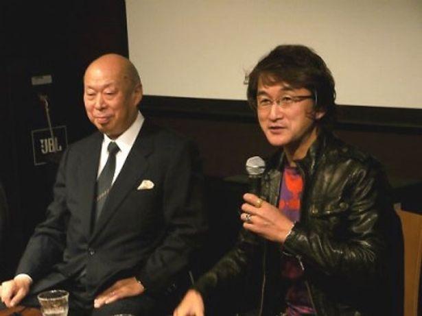 人気漫画家・板垣恵介が、代表作 「グラップラー刃牙」の誕生に秘められたエピソードを語ってくれた