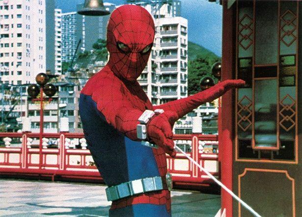 米国TV版。日本ではパイロット版が劇場公開され、『スパイダーマン ドラゴンズ・チャレンジ』などのタイトルでビデオ化もされた。