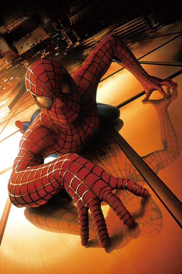 NYをスイングするスパイダーマンの姿が爽快だったサム・ライミ監督の実写版第1作