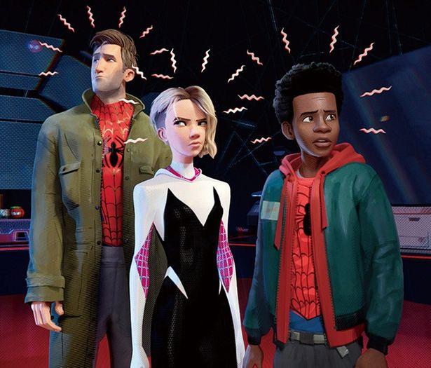 """『スパイダーマン:スパイダーバース』ではアニメーションならではの""""センス""""の視覚化"""