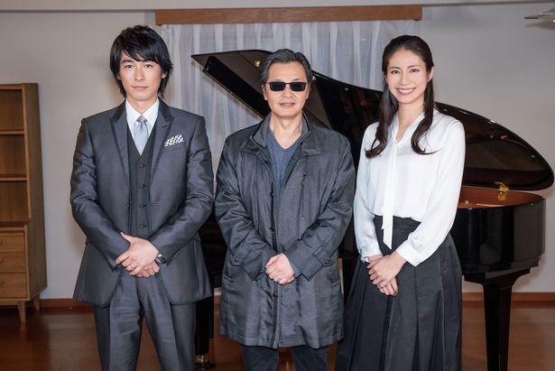 """松下奈緒&ディーン・フジオカの""""音楽家カップル""""に期待高まる!セリフなしの演技にどう挑んだ?"""
