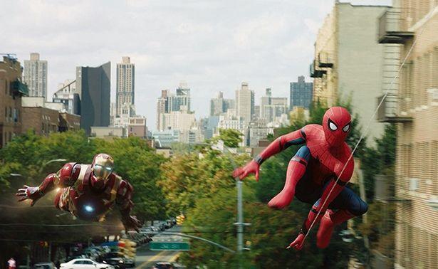 スパイダーマンとアイアンマンが共にNYの人々を守った『スパイダーマン:ホームカミング』