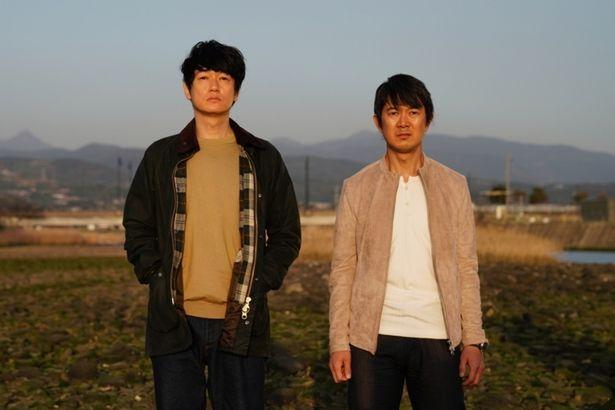 『こはく』で渋い大人の魅力を漂わせている井浦新と大橋彰