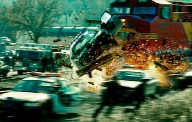 実際に起こった列車暴走事故を題材にした衝撃作品
