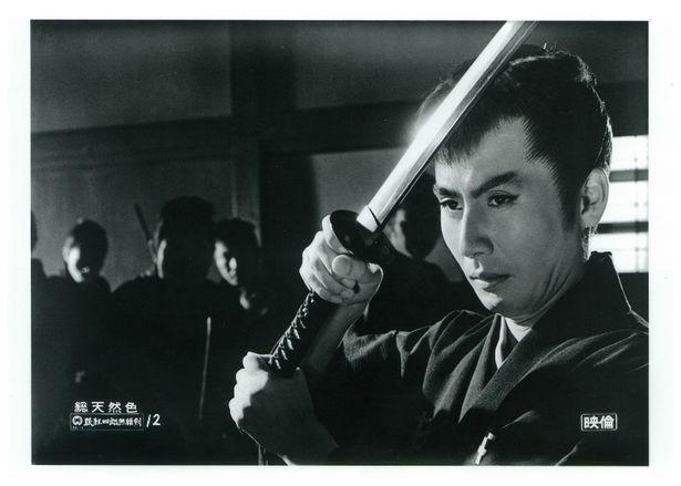 「眠狂四郎」シリーズは「無頼剣」ほか5作品がラインナップ!