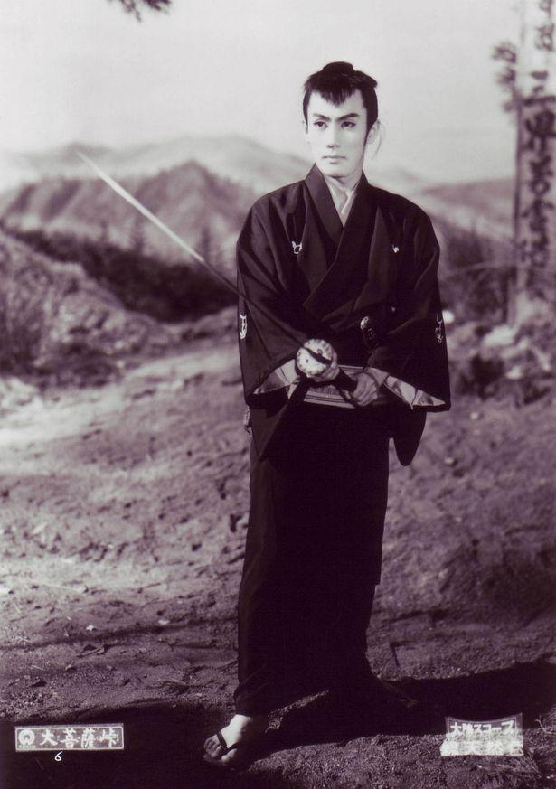 代表作のひとつ「大菩薩峠」シリーズは3作すべてが上映される