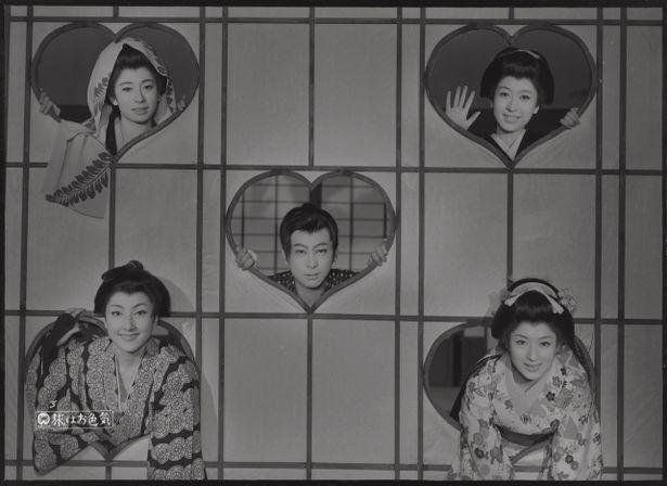 勝新太郎とともにカメオ出演した『旅はお色気』が特別上映!