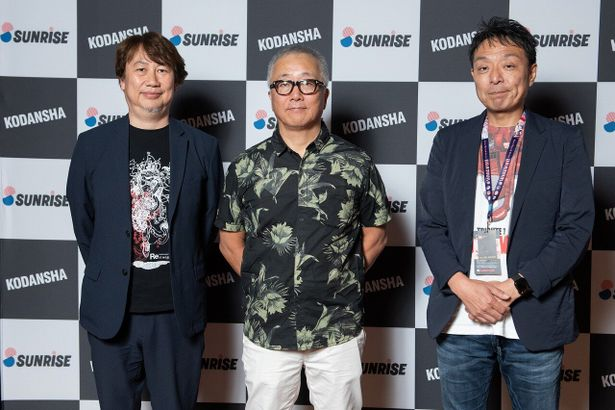 Anime Expo 2019に登壇した大友克洋監督、浅沼誠社長、土屋康昌プロデューサー