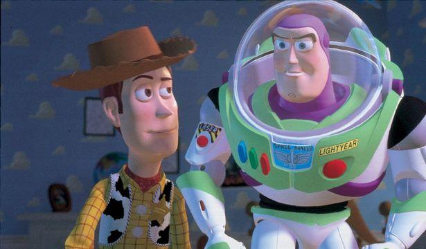 ウッディとバズの出会いが描かれた『トイ・ストーリー』