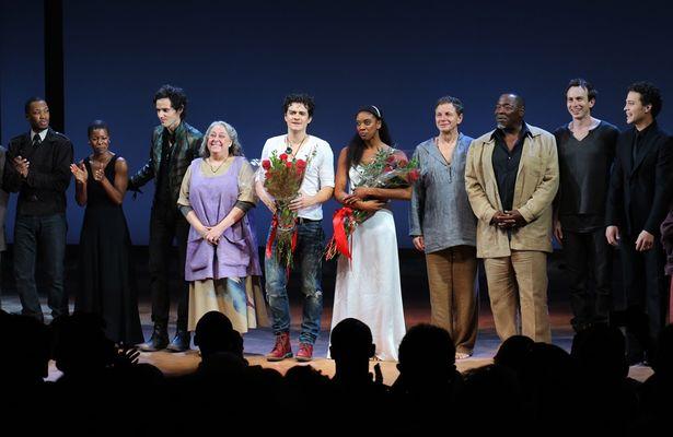 ブロードウェイの舞台を劇場上映するブロードウェイ版『ロミオとジュリエット』は7月12日より公開中