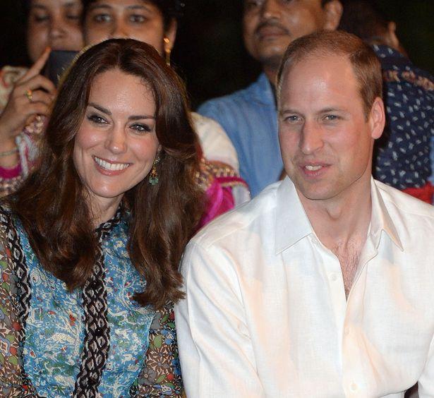 アーチーの洗礼式に参加したウィリアム王子とキャサリン妃