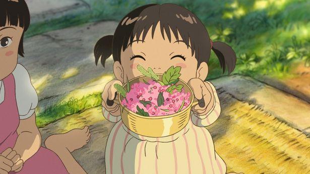 【写真を見る】ハウス食品「おうちで食べよう。」シリーズ CM 「庭の千草」バージョンなど、ジブリの短編がひとまとめに!