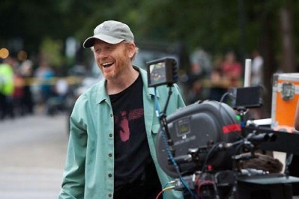 大作映画だけでなく、コメディ映画もこなすロン・ハワード監督