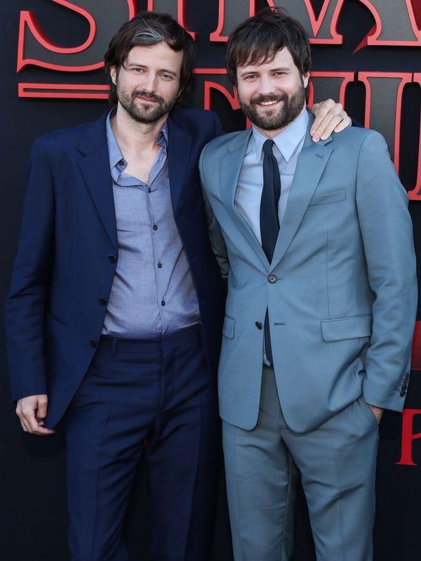 「ストレンジャー・シングス」のクリエイターであるマットとロスのダファー兄弟
