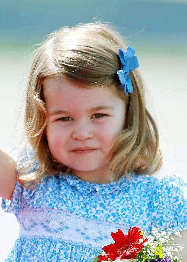 チャリティ・ポロに家族そろって登場したシャーロット王女
