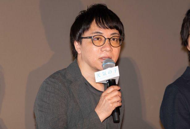 新海誠監督が、18日に起きた京都アニメーションの事件について想いを語った