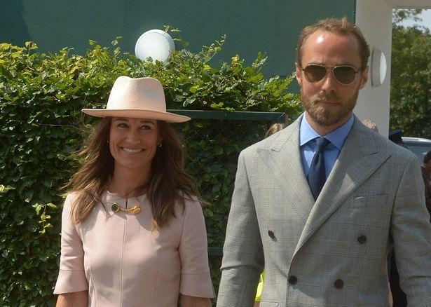 キャサリン妃妹のピッパと弟のジェームズ、今回はジェームズの恋人が…?