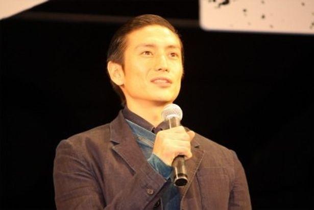 「あしたのジョー」おなじみのキャラクター・力石徹役の伊勢谷友介