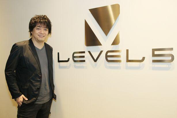 レベルファイブ代表・日野晃博が脚本も務めた『ニノ国』の制作秘話を明かす