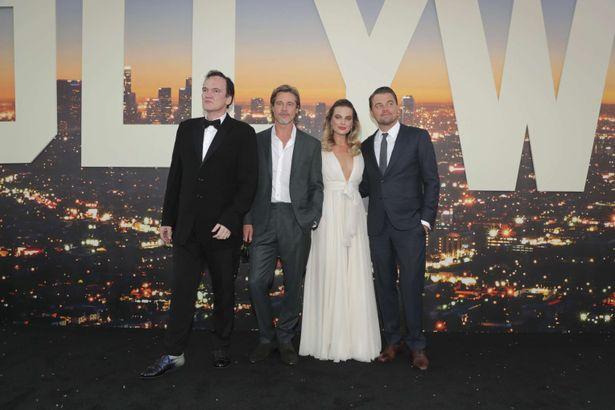 クエンティン・タランティーノ監督4年ぶりの最新作がハリウッドでついにお披露目!