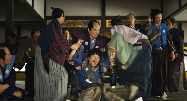土橋章宏の人気時代小説が、星野源ら豪華キャストで映画化