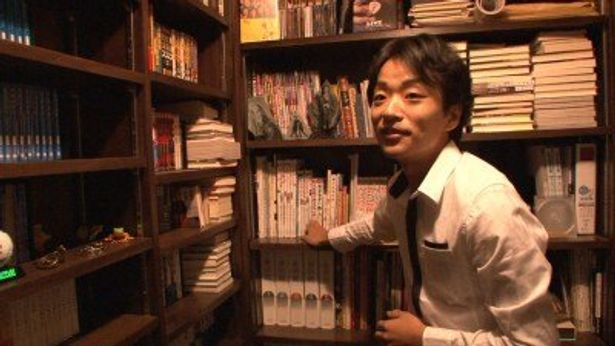 道尾秀介氏の自宅にもカメラが潜入