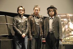 神楽坂恵の『冷たい熱帯魚』出演きっかけは、園子温監督の酔った勢いだった?
