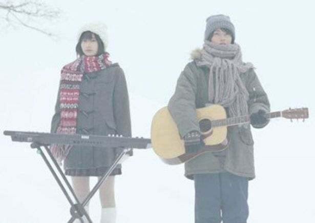 寒さの厳しい真冬の稚内で撮影を敢行