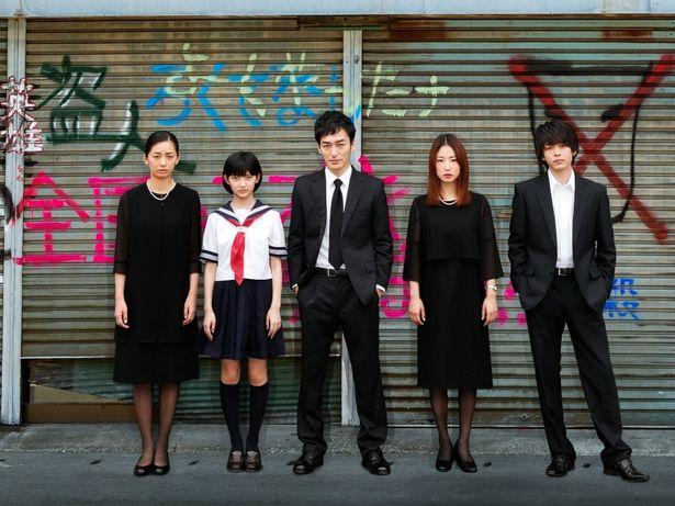 公開延期となっていた草彅剛主演『台風家族』の期間限定上映決定!