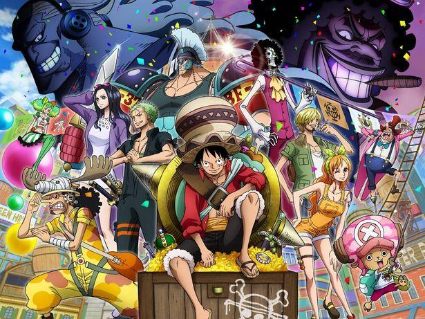 劇場版第14作目となる今作は、世界中の海賊が集まるお祭りムービー!