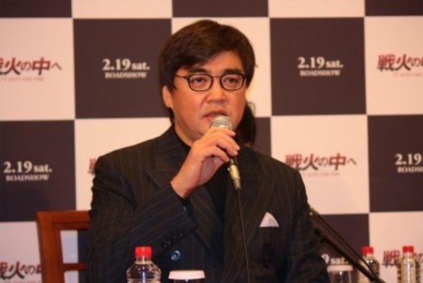 エグゼクティブプロデューサーのチョン・テウォン