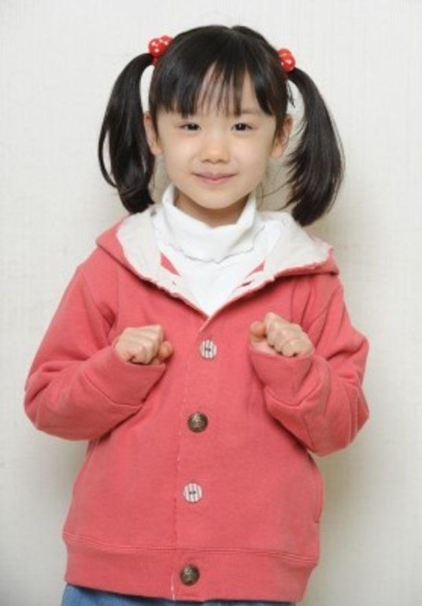 「さよならぼくたちのようちえん」(仮)で6歳にして主演を務める芦田愛菜